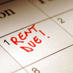 The first of the month is like Christmas for Landlords.